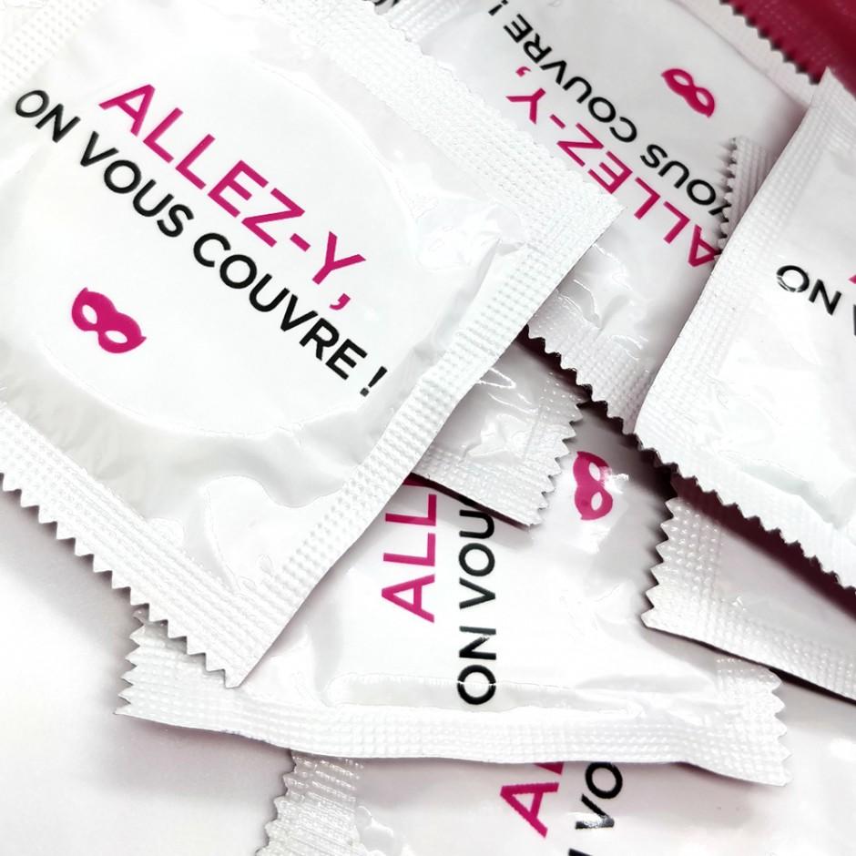 Boite de 100 préservatifs