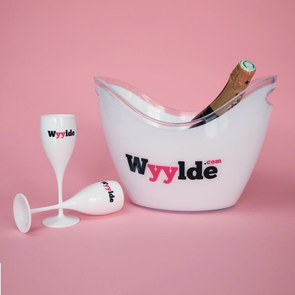 Le seau à champagne by Wyylde