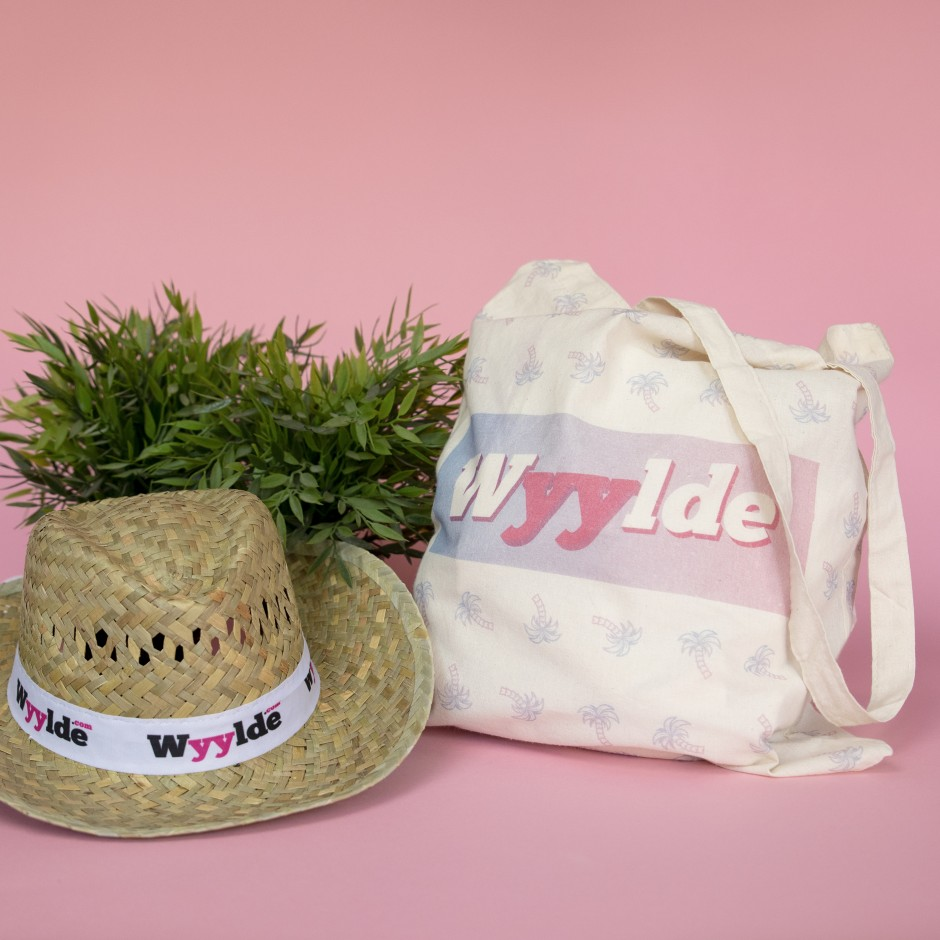 Le tote-bag by Wyylde
