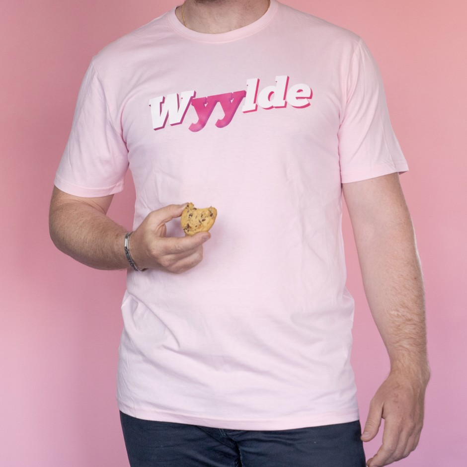 Le t-shirt by Wyylde